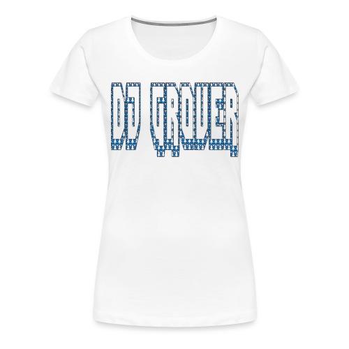 Women's DJ Grover Tee - Women's Premium T-Shirt