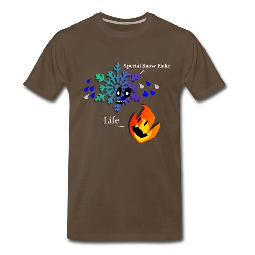 Special Snowflake  - Men's Premium T-Shirt