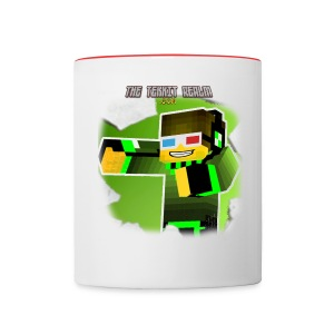 TheTekkitRealm.com Themed Coffee Mug - Contrast Coffee Mug