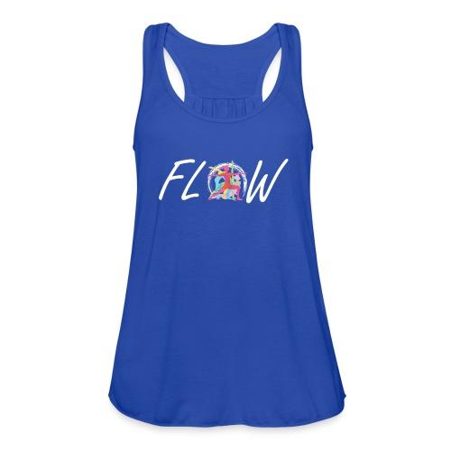 MMM Yoga Flow Shirt - Women's Flowy Tank Top by Bella