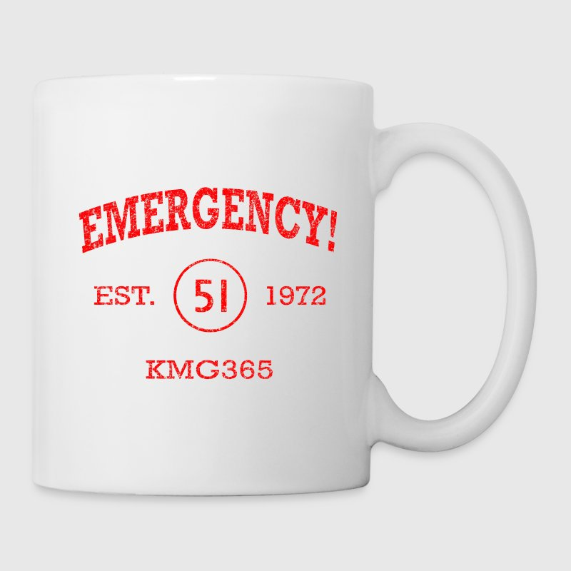 Squad 51 EMERGENCY! Mug - Coffee/Tea Mug