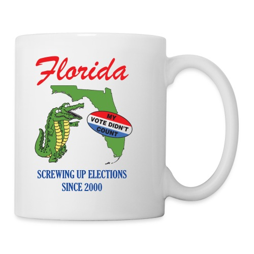 My Vote Didn't Count Mug - Coffee/Tea Mug