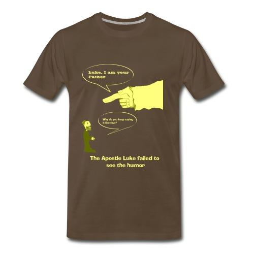 Luke! - Men's Premium T-Shirt
