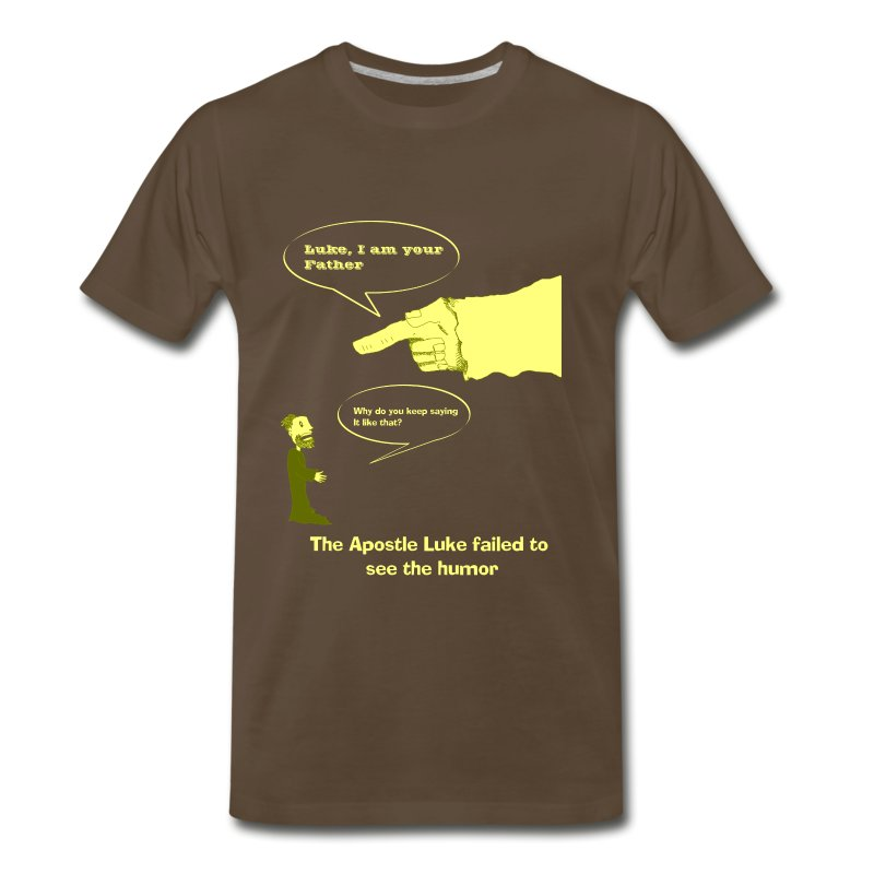 Luke! - Men's Premium T-Shirt