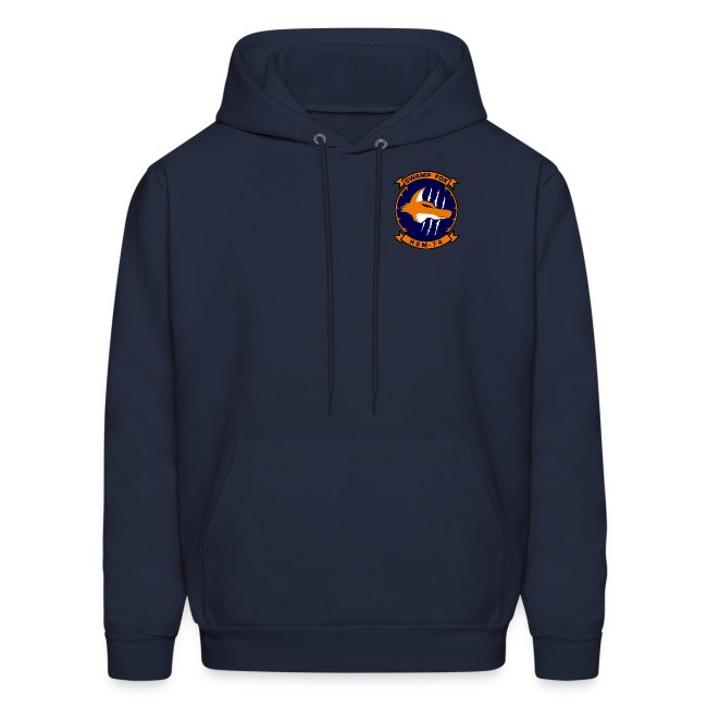 IKE AIRWING - HSM-74 SWAMP FOXES 2016 CRUISE HOODIE (50/50) - FAMILY