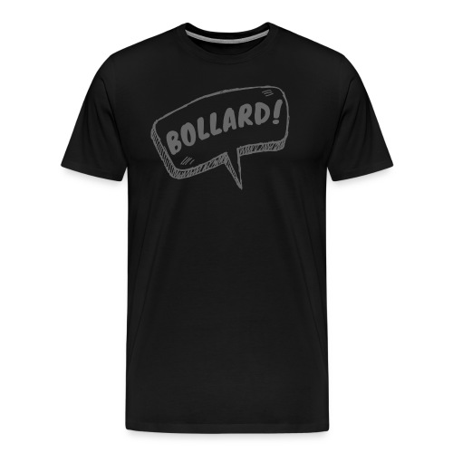 Marin Velo Club Bollard Mens T-shirt - Men's Premium T-Shirt