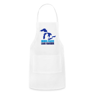 Aprons ~ Adjustable Apron ~ Lake Harder