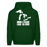 Hoodies ~ Men's Hoodie ~ Lake Harder
