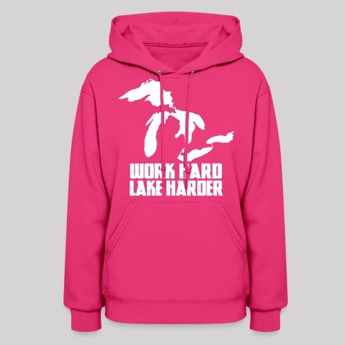 Lake Harder - Women's Hoodie