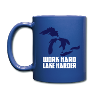 Mugs & Drinkware ~ Full Color Mug ~ Lake Harder