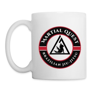 MartialQuest Coffee Mug v1 - Coffee/Tea Mug