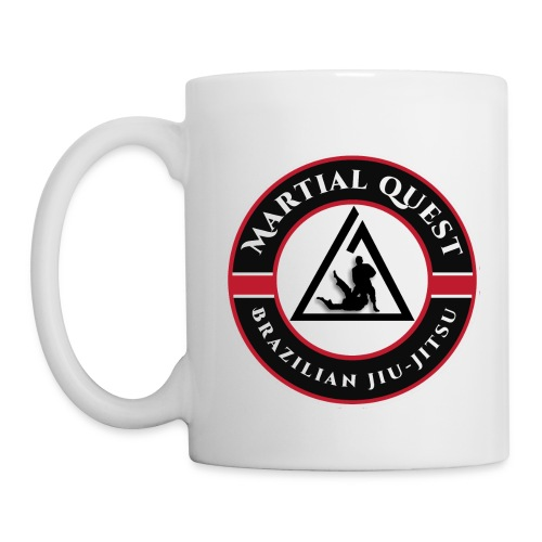 MartialQuest Coffee Mug v1 - Coffee/Tea Mug