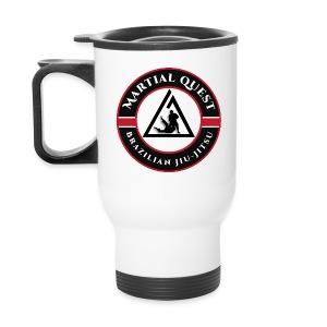 MartialQuest Travel Mug v2 - Travel Mug