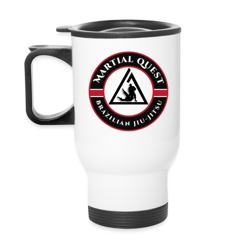 MartialQuest Travel Mug v2 - Travel Mug