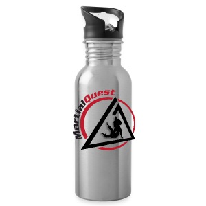 MartialQuest Water Bottle v2 - Water Bottle