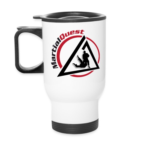 MartialQuest Travel Mug v1 - Travel Mug