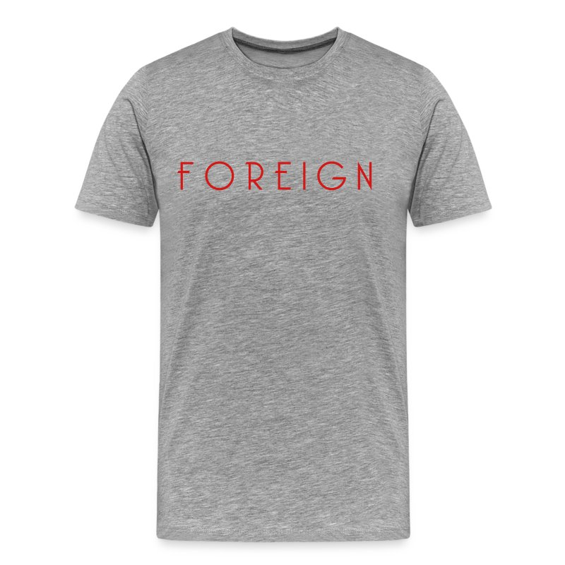 foreign - Men's Premium T-Shirt