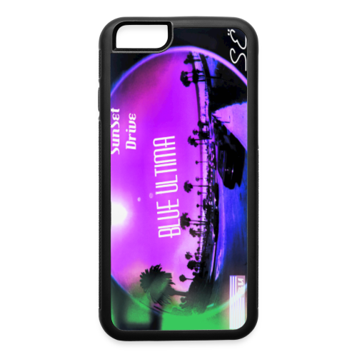 Sunset Drive Phone Case - iPhone 6/6s Rubber Case