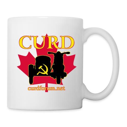 CURD mug - Coffee/Tea Mug