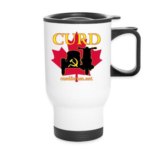 CURD travel mug - Travel Mug