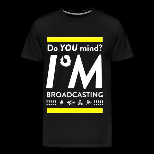 Do You Mind?? (Regular Edition) - Men's Premium T-Shirt