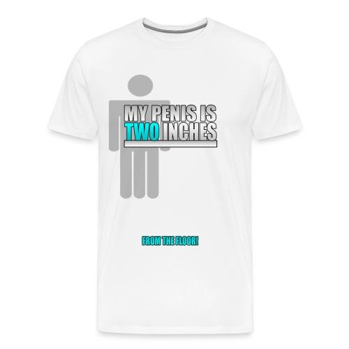 Two inches - Men's Premium T-Shirt