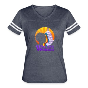 We Are Woman Sporty T - Women's Vintage Sport T-Shirt