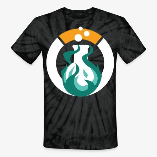 Omnic Lab Unisex Tie Dye - Unisex Tie Dye T-Shirt
