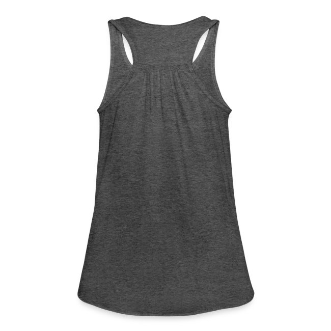 We Are Woman Racer Back Loose Fit Tank
