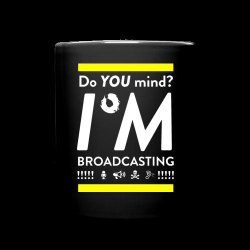 RaceSpot TV Mug - Full Color Mug
