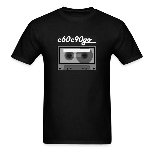 cassette - men's t-shirt - Men's T-Shirt