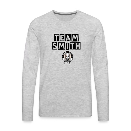 Join The Fight Mens Long Sleeve Tee - TEAM SMITH  - Men's Premium Long Sleeve T-Shirt