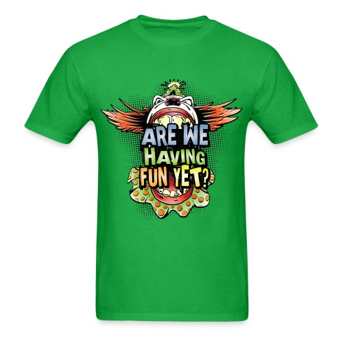 Party Clown Badass - Men's T-Shirt
