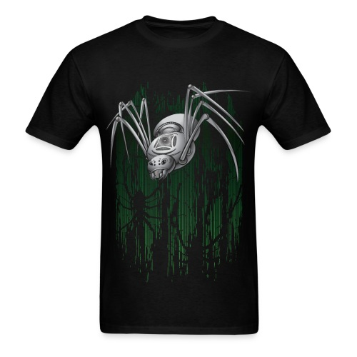 Spider Badass - Men's T-Shirt
