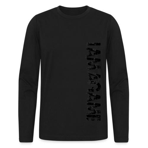 IAmAGame Long Sleeve Black - Men's Long Sleeve T-Shirt by Next Level