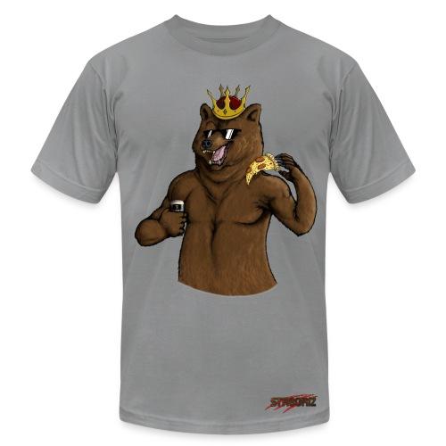 Male Party Bear No Chain - Men's  Jersey T-Shirt