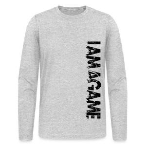 IAmAGame Long Sleeve - Men's Long Sleeve T-Shirt by Next Level
