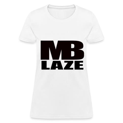 MC Blaze Womens Tee - Women's T-Shirt