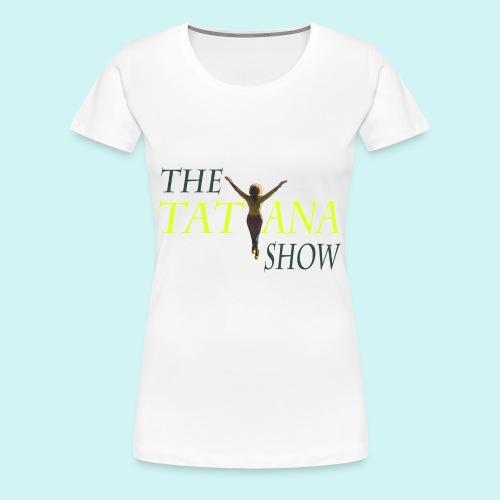 Women's Y Not T-shirt  - Women's Premium T-Shirt