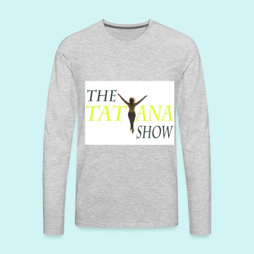 Men's Y Not Long Sleeve - Men's Premium Long Sleeve T-Shirt