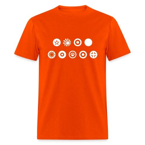 Axis & Allies Country Logos Tee - Men's T-Shirt