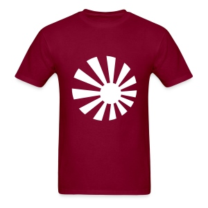 Japan Large Logo on Tee - Men's T-Shirt