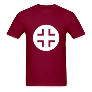 Germany Large Stylized Logo Tee - Men's T-Shirt