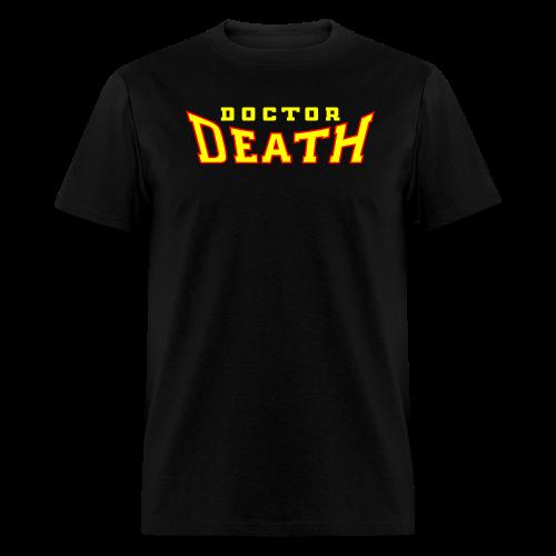 Doctor Death - Men's T-Shirt