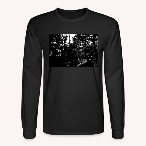 The Forest's Keep - Men's Long Sleeve T-Shirt