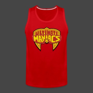 Ultimate Warrior Ultimate Maniacs Tank Top - Men's Premium Tank