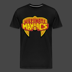 Ultimate Warrior Ultimate Maniacs Black Shirt - Men's Premium T-Shirt