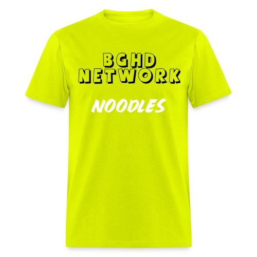 BGHD NETWORK NOODLES SHIRT - Men's T-Shirt