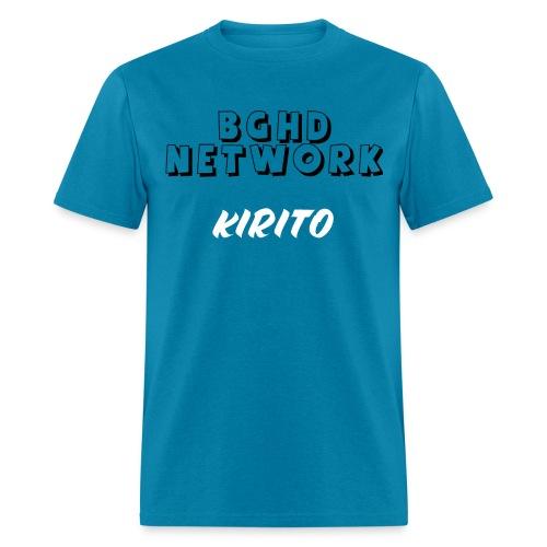 BGHD NETWORK KIRITO SHIRT - Men's T-Shirt