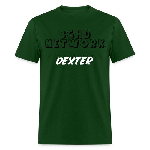 BGHD NETWORK DEXTER SHIRT - Men's T-Shirt